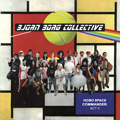 Bjorn Borg Collective - Hobo Space Commander: Act II